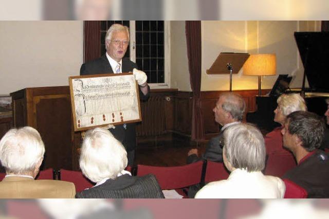 25 Jahre Trompetenmuseum: Zwei Geschenke schließen Lücken