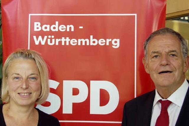 SPD will den Politikwechsel im Land