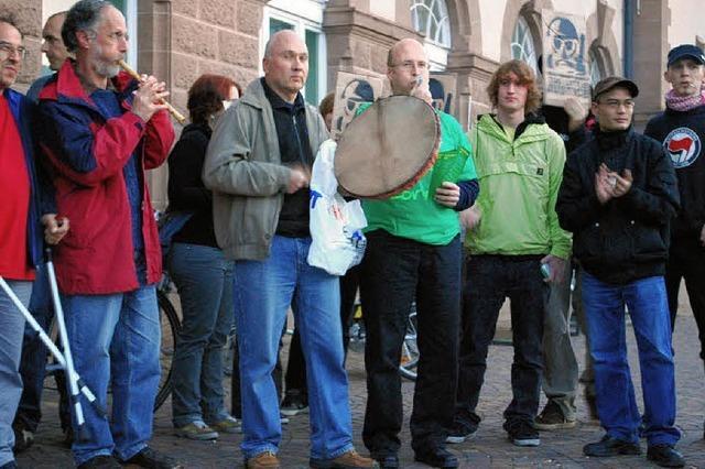 Demo gegen Stuttgart 21