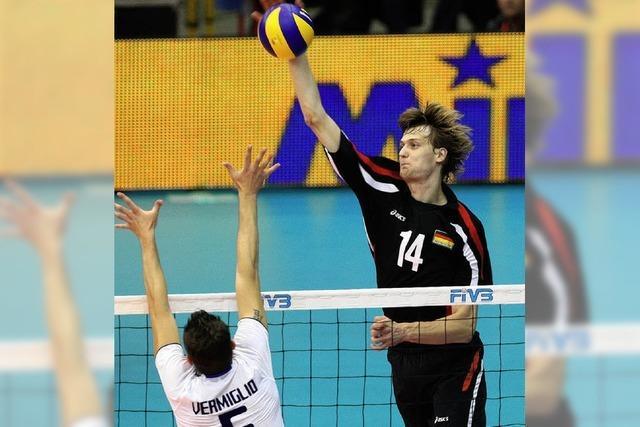 Volleyballer erreichen Endrunde der WM
