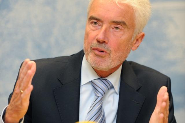 Stuttgart 21: Goll nennt Gegner wohlstandsverwöhnt