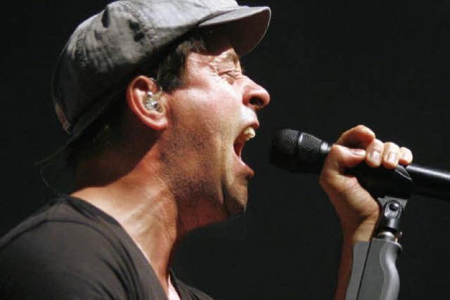 FREITAG: ROCK: Ostdeutschland-Show