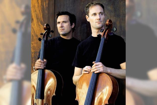 AB SONNTAG: KLASSIK: Cello + Cello