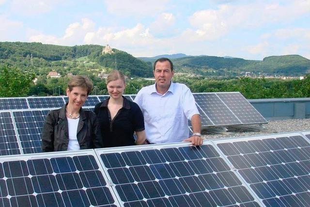 Europäischer Energiepreis: Lörrach holt Gold