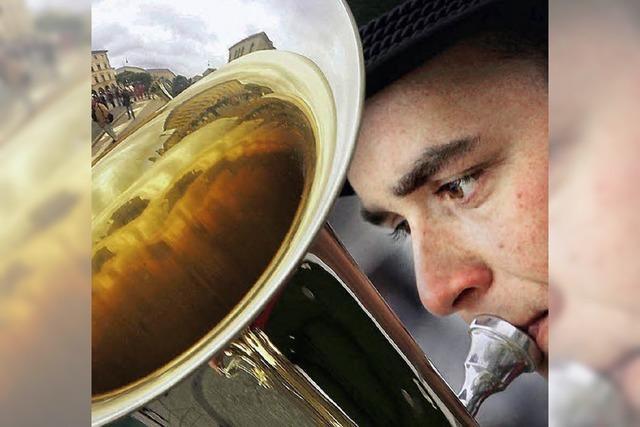 Musiker feiern 60 Jahre BDB