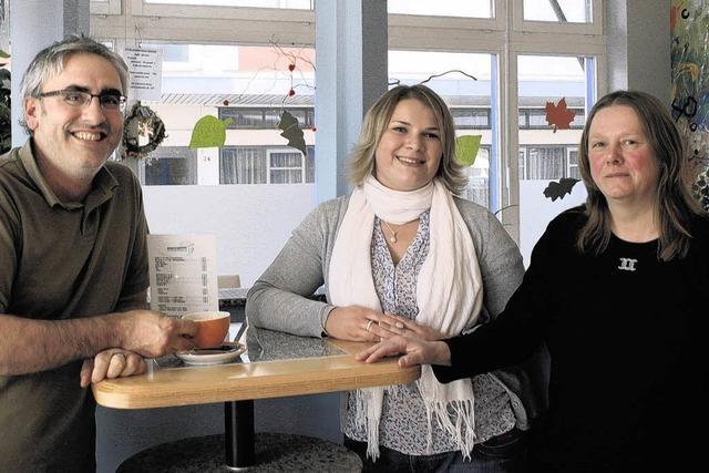 Das Erzähl-Café soll zur Integration beitragen