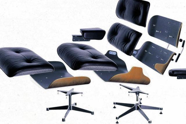 So entsteht eine Stuhl-Ikone