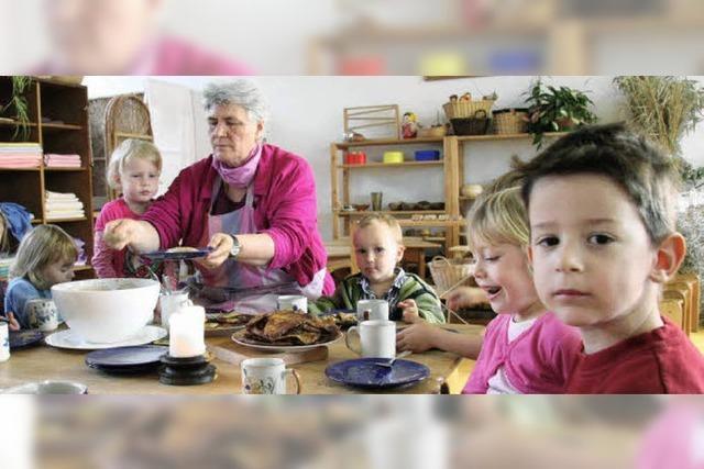 Waldorfkindergarten zog seit 2009 dreimal um
