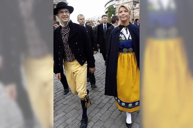 Schwedendemokraten sorgen für Eklat
