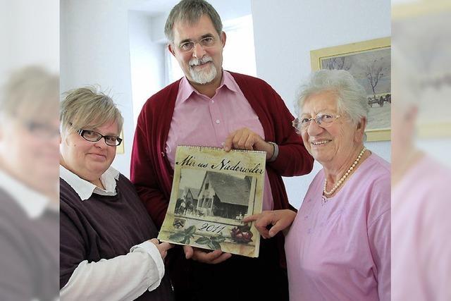 Historische Fotos erinnern an die Dorfgeschichte