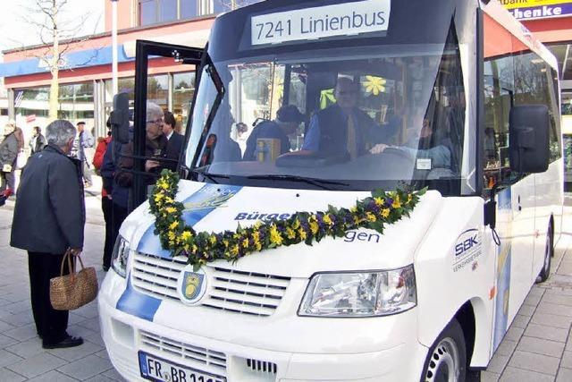 Bürgerbus boomt - und sucht Verstärkung