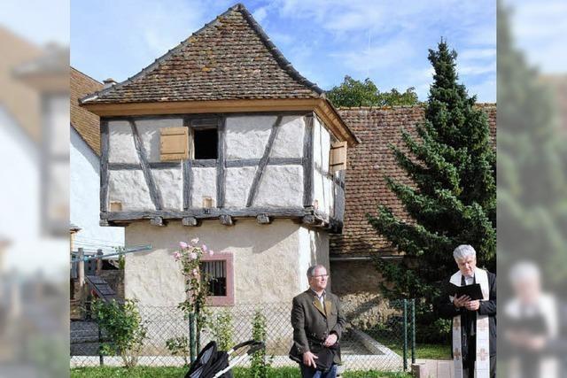 Neuer Dorfmittelpunkt in Grezhausen