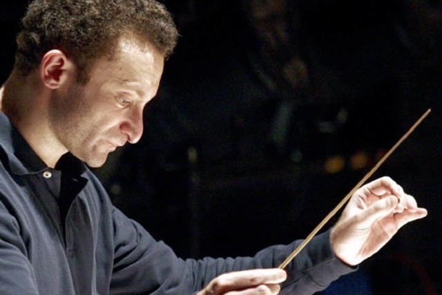 Der geborene Dirigent