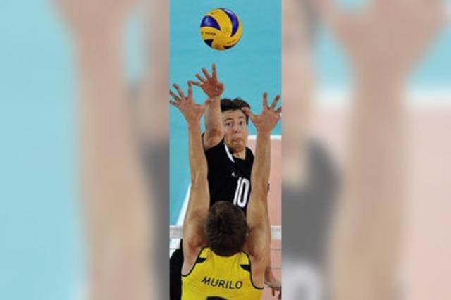 Volleyballer verpassen WM-Medaille