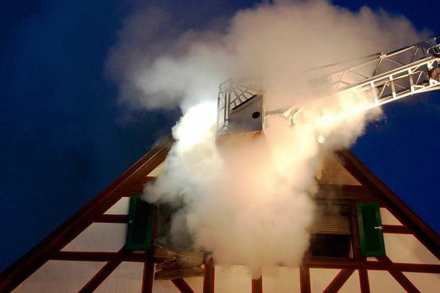 Stadt will ihren Brandmeister zur Ruhe setzen