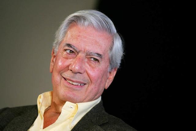Literatur-Nobelpreis an Mario Vargas Llosa
