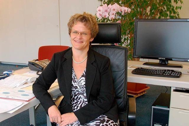 Ulrike Börnsen leitet Carl-Helbing-Schule