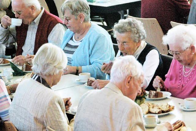 Voicelab und Hebel – bunte Mischung für Senioren