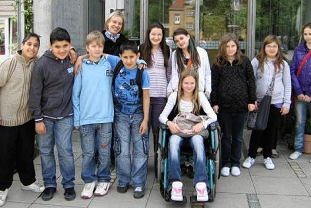 Im Rollstuhl sieht die Welt anders aus