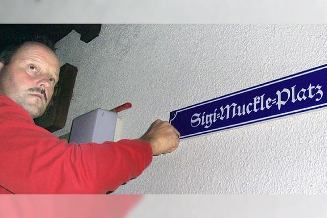 Bogdemolli ehren Muckle