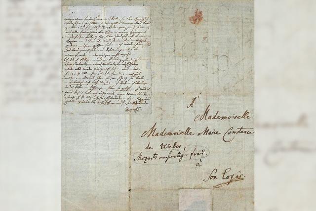 Mozarts Liebeserklärung