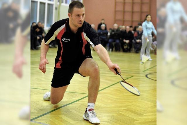 Neues Niveau im Badminton