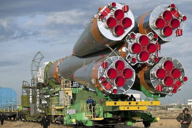 Die nächste Mission zur Raumstation ist in Gefahr