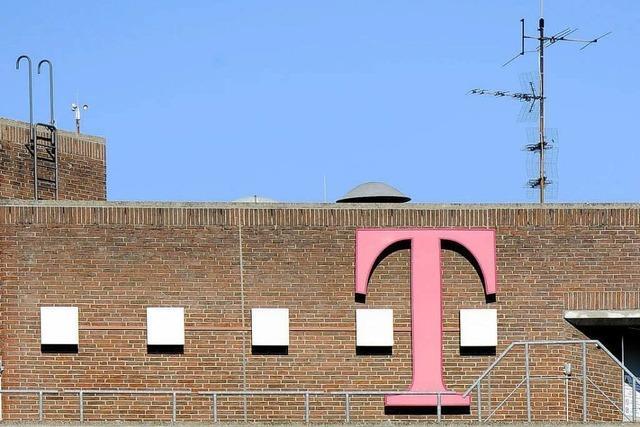 Telekom zieht in Freiburg 100 Jobs ab