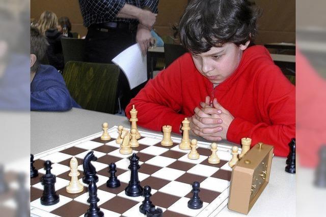 Schach ist Julian Boes' große Leidenschaft
