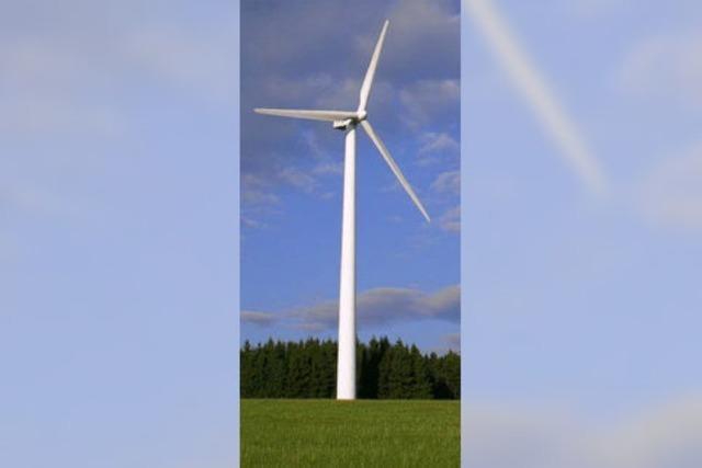 Windpark im Jura angedacht