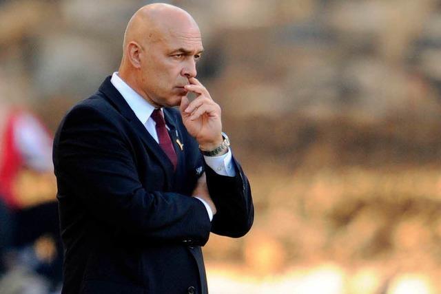 VfB-Trainer Gross steht unter Druck