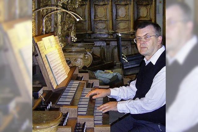 Domorganist im Münster