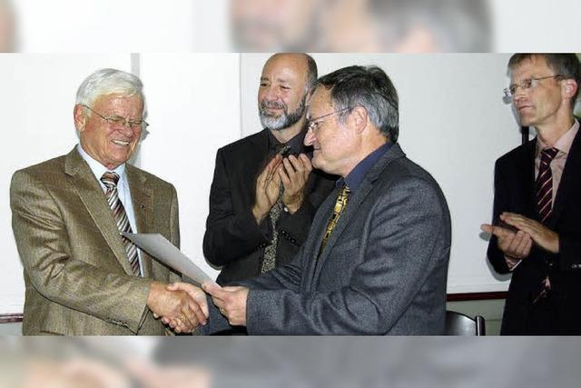 Anerkennung für Pionierarbeit