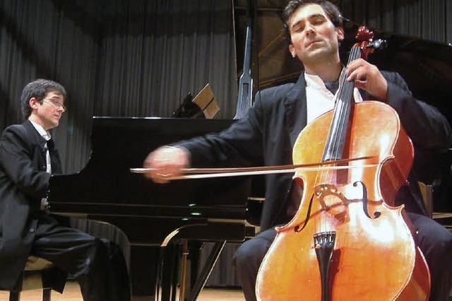 Ein Abend im Schumann-Glück