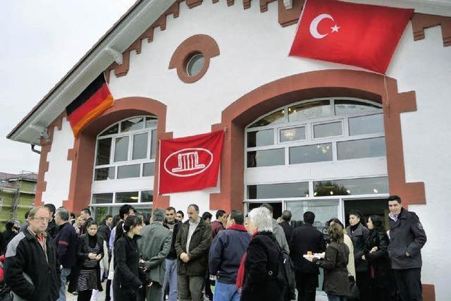 Neue Moschee als Symbol für eine tolerante Stadt