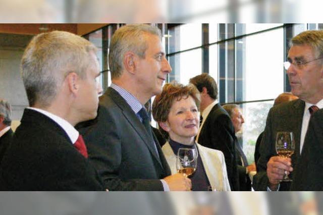 Südbadens CDU feierte 20 Jahre Einheit