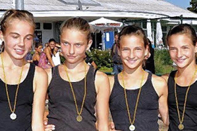 Junge Erfolge beim TC 1923