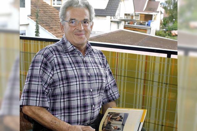 Nach 42 Jahren sagt er der Ortspolitik adieu