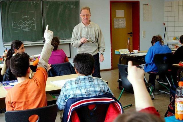 Klassenzimmer: Türknaufe statt Klinken für mehr Sicherheit