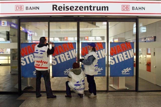 Im Regionalverkehr der Bahn drohen Warnstreiks