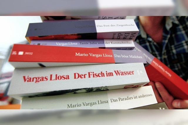 Von Sarrazin bis Vargas Llosa: frisches Futter für Leseratten