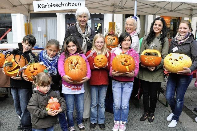 Kürbis-Künstler geehrt