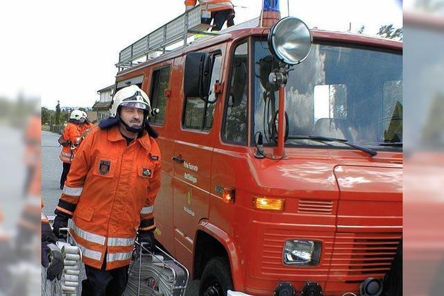 Es bleibt bei vier Feuerwehr-Abteilungen