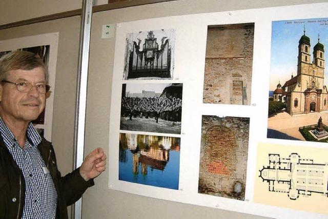 Geschichte des Münsters von den Fundamenten bis zu den Türmen