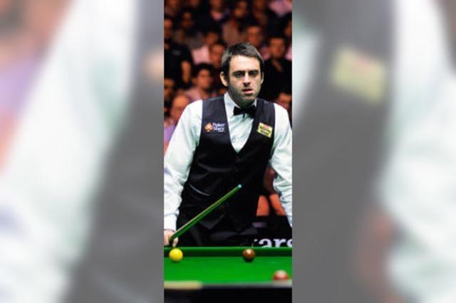 Snooker-Weltelite kommt doch nicht