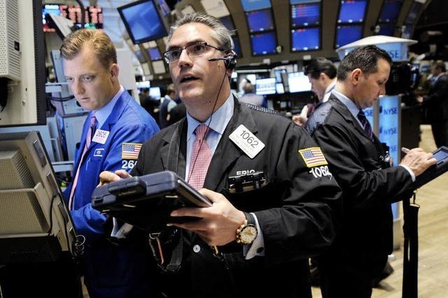 Wall-Street-Banker
