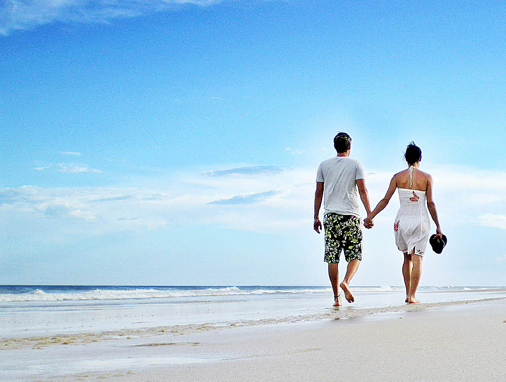 Paare junge urlaubsziele für Urlaubsorte für