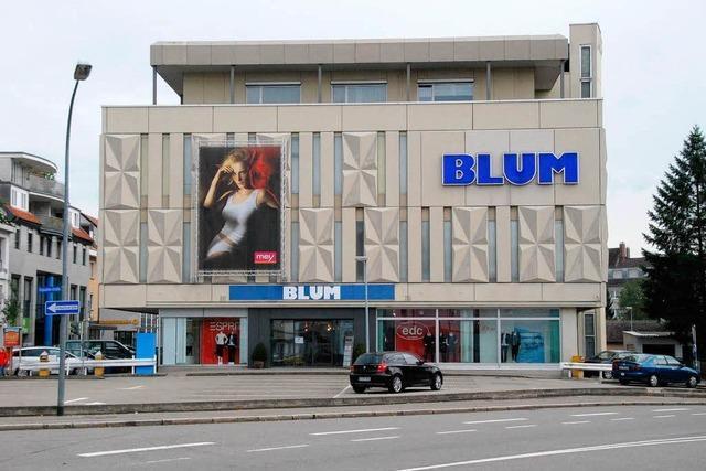 Kaufhaus Blum: Erweitert in die Zukunft