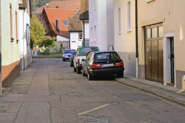 Luisenstraße wird 2011 saniert