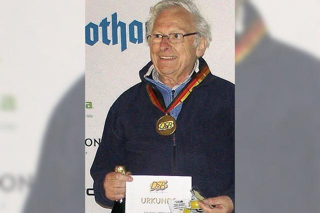 Rudolf Höpker Deutscher Meister